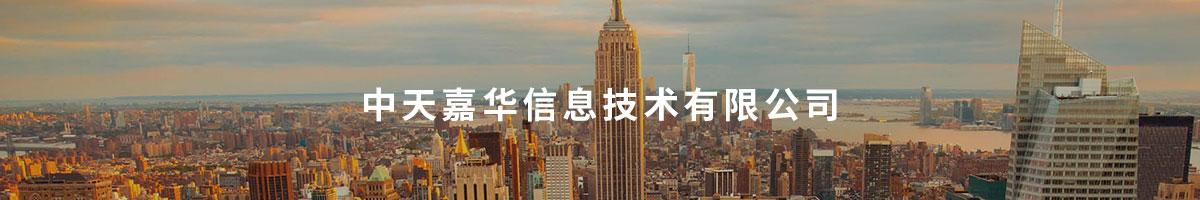中天嘉华信息技术有限公司