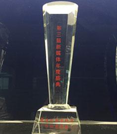 第三届新媒体最佳创新营销奖(移动商务类)