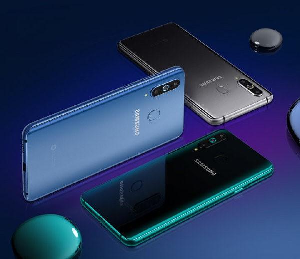 快讯 | 全球首款挖孔屏手机三星Galaxy A8s 发布!信析宝家族再添一员!